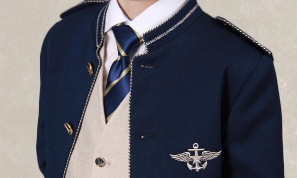 traje comunion niño aviador 2021