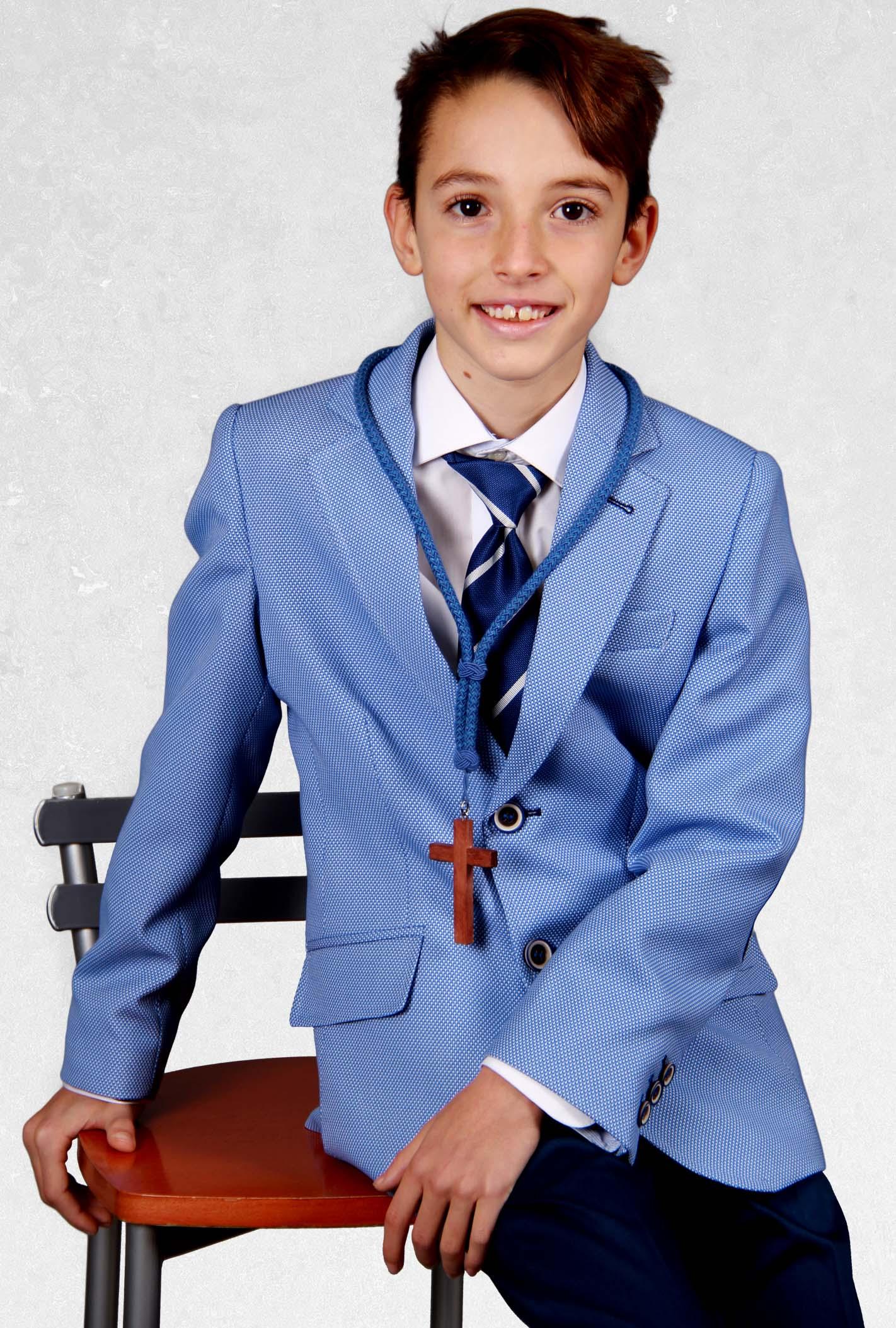 traje comunion niño2021